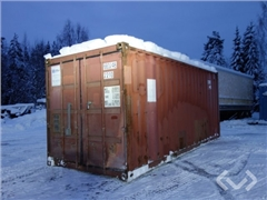 Sea container / Storage container, 20 feet - 91