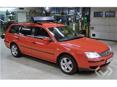 Ford Mondeo 4x2 - 03