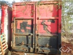 Frinab Container 40m3 märkt medQ90221