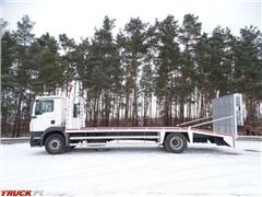 MAN TGM 18.290 Laweta Pomoc Drogowa Sprowadzony Książk