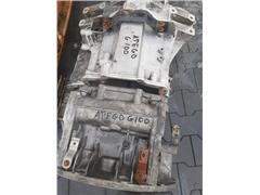 Tylna obudowa Skrzyni biegów G100-12  MERCEDES