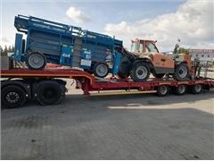 Transport niskopodwoziowy, Podczołgówa, Transport
