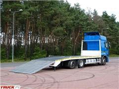 Renault PREMIUM 450 DXI Laweta Pomoc drogowa specjalny 3 o