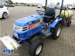 Mini traktor ISEKI TM3160A, Dreipunktheber, Allrad
