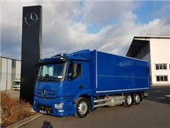 Mercedes Antos 2536 L 6x2 Schwenkwand+LBW+AHK Safety Pack