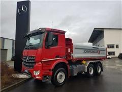 Mercedes Arocs 2645 K 6x4 Bordmatik Retarder AHK