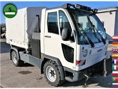 Ciężarówka plandeka < 3.5t M30 Allrad KLIMA KOM