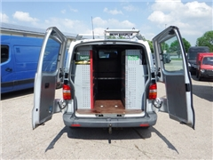 Volkswagen T5 Transporter 2.5 TDI 4Motion - KLIMA - AHK Bott