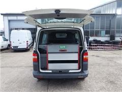 Volkswagen Transporter T5 2,5l 4Motion KLIMA Bott Werkstattei
