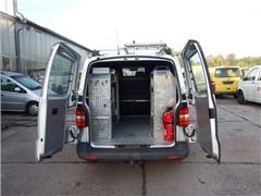 Volkswagen T5 Transporter 2,5l 4Motion - Sortimo Werkstattein