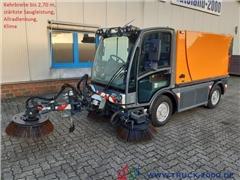 Zamiatarka SCHMIDT Boschung S3 Sweeper 3 Bürsten -