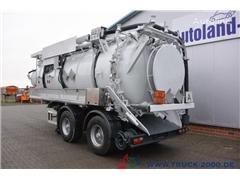 Samochod do czyszczenia kanalizacji  Hellmers Ölme