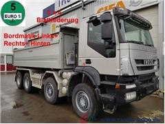 Iveco 340T45 Trakker 8x4 Bordmatik Links/Rechts/Hinten