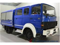 Samochod pożarniczy MAGIRUS Deutz 90-16 Turbo 4x4