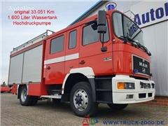 Samochod pożarniczy MAN 14.224