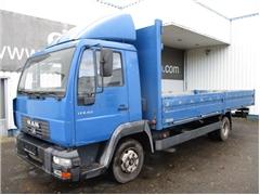 MAN LE 8.150 , Spring suspension , German truck , 4x2