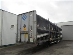 Naczepa podwozie LAG 5 Stack Mega trailers , 3 BPW