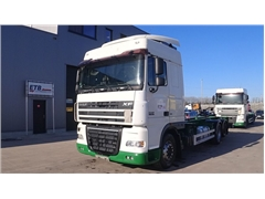 DAF 105 XF 410 Space Cab (6X2 / 8 TIRES / MANUAL GEARB