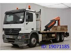 Mercedes Actros Ciężarówka burtowa MERCEDES-BENZ Actros 2632
