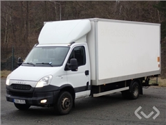 Iveco DAILY 70C17A EEV 4x2 Box (tail lift)