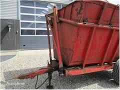 Przyczepa rolnicza TAARUP T 3 side højtipvogn