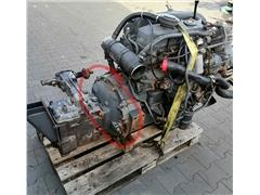 Obudowa sprzęgła skrzyni biegów G2 silnik OM 364