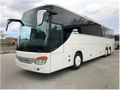 Autobus wycieczkowy SETRA 416, zagraniczny, zadban