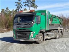 Volvo FM 6X2 6x2 Slam vacuum truck - 14