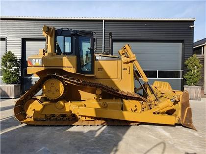 2008 Caterpillar D6T LGP