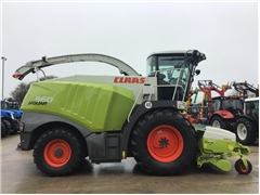 2009 Claas Jaguar 960 Forager 4WD