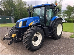 2004 New Holland TS 125 A