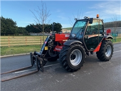 2010 MANITOU MLT 627 TURBO