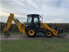 2013 JCB 3CX Contractor Easycontrol