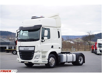 DAF / CF / 440 / EURO 6 / AUTOMAT / SPACE CAB