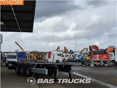 Nowa naczepa do przewozu kontenerów D-TEC Portmast