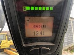 Wózek widłowy LINDE H14T-01