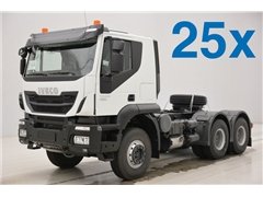 Iveco Trakker 480 - 6x4 - 25x for sale