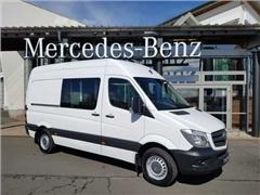 Mercedes Sprinter 313 CDI DoKa/Mixto Regal Stdh Klima PTS
