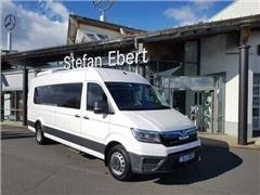 Nowy bus pasażerski MAN TGE 5.180 Intercity 16+1 D