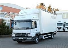 Mercedes Atego Ciężarówka furgon MERCEDES-BENZ Atego 1324 Möbel Koffer-Plane/2Liegen/LBW/Edscha
