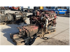 Silnik IVECO Magirus 340 (V8-engine with water coo