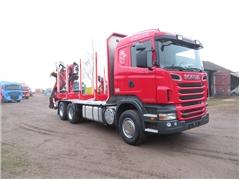 Scania R500, 6X4,