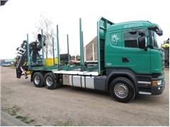Scania R 450, 6X4