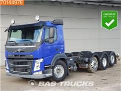 Volvo FM 420 8X2 9t Front Axle PTO Hydraulic VEB+ 2x Lif