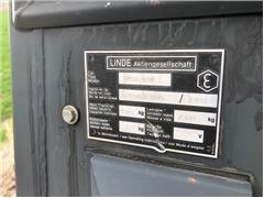 Wózek widłowy LINDE H45D-600