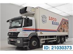 Mercedes Axor Ciężarówka chłodnia MERCEDES-BENZ Axor 2629L
