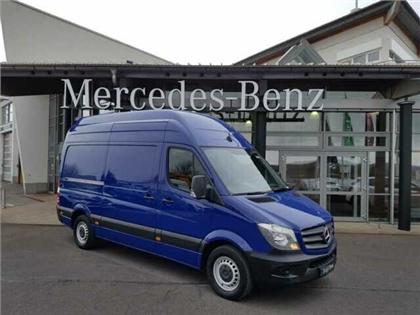 Mercedes Sprinter 314 CDI 3665 Superhochdach Klima Kamera