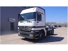 Mercedes Actros Ciągnik siodłowy MERCEDES-BENZ Actros 1835 (VERY GOOD CONDITION / EPS-GEARBOX WITH CLUTCH)
