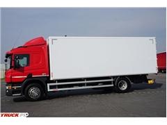 Scania / P 250 / E 6 / KONTENER / 17 PALET / ŁAD. 9166 KG