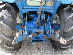 Ciągnik kołowy FORD 6610 Force II Kun 3826 timer